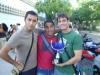 PacoM, Ruli y Sergioli con copa