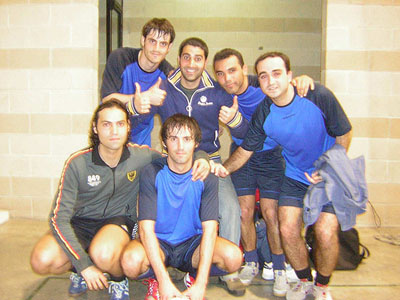 Temporada 2005 - 2006 vs. Pasquín