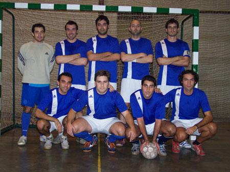 Temporada 2007 / 08 - Fénix F.S. vs. Viajes Zenda